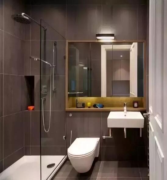 把卫生间装出五星级酒店的高级感,只差这五大件