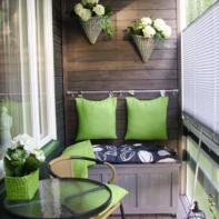装修设计家庭阳台设计五项建议